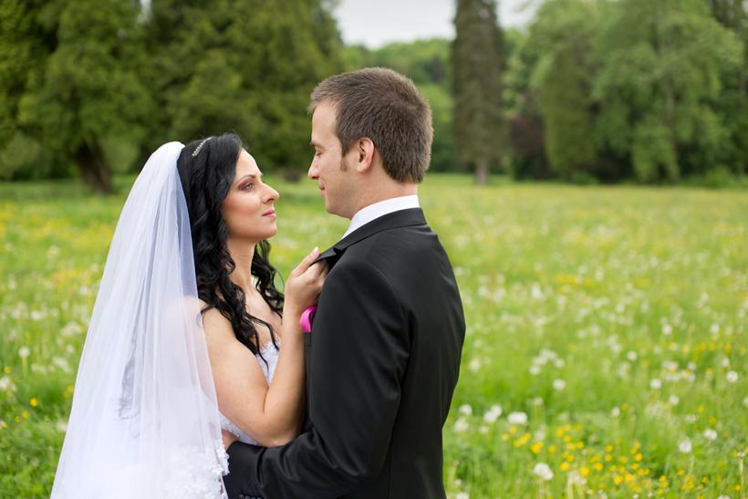 Fotografovanie štýlovej svadby Mirky a Dušana v Dolnom Kubíne