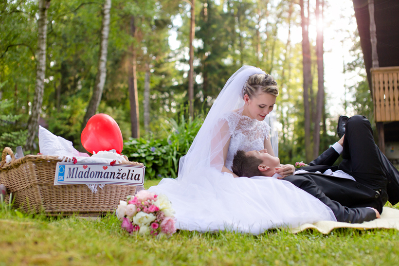 Fotenie svadby Ranč - Studnička